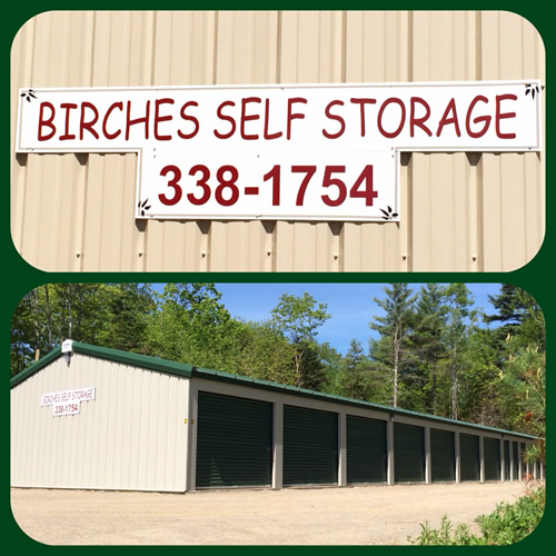Birches Self Storage